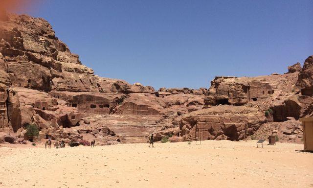 140622 Petra - Theatre