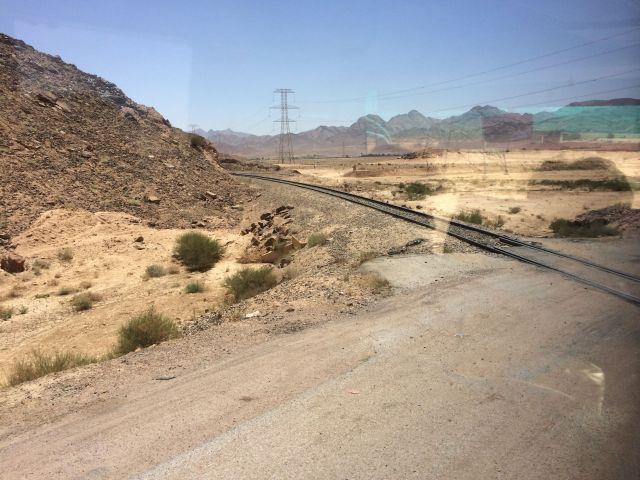 140623 Wadi Rum Railway