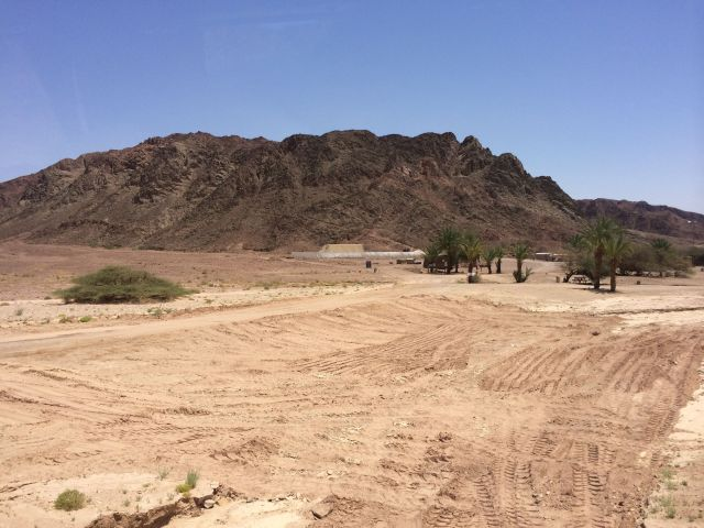 140624 Timna Tabernacle Hill