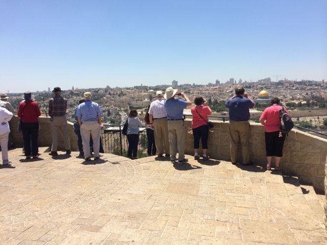 140626 Mt Olives Lookout
