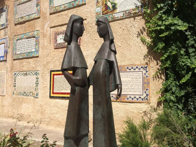 140627 Ein Kerem The Visitation