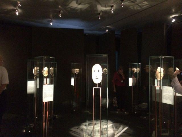 140629 Israel Museum Masks