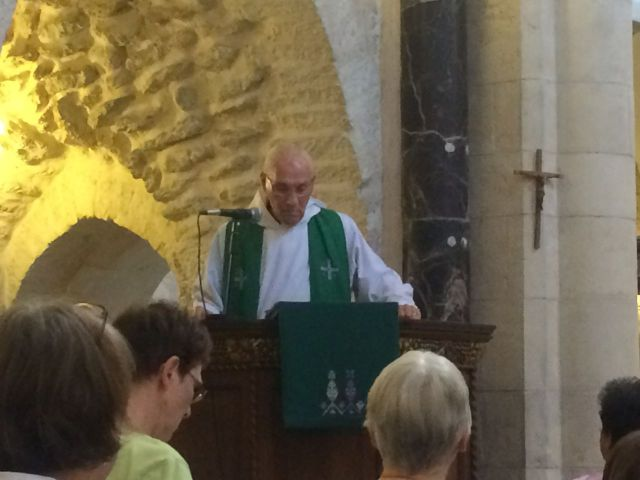140629 St George's Cathedral Sermon by Naim Ateek