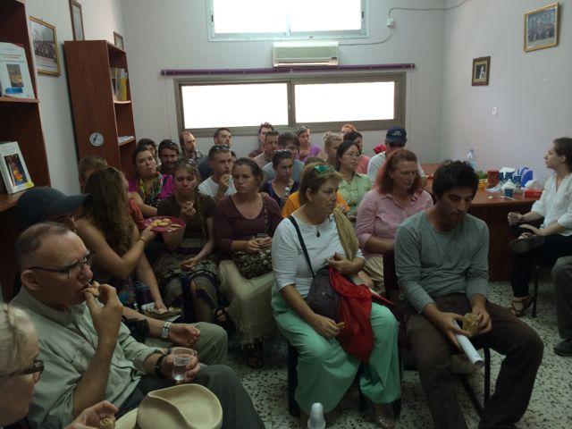 Nazareth-sabeel-visit