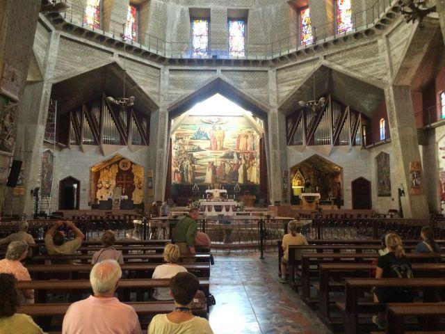 140630 Nazareth Basilica
