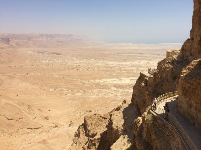 140701 Masada Northern Palace