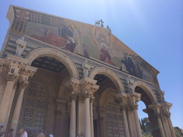 140708 Church of All nations Gethsemane