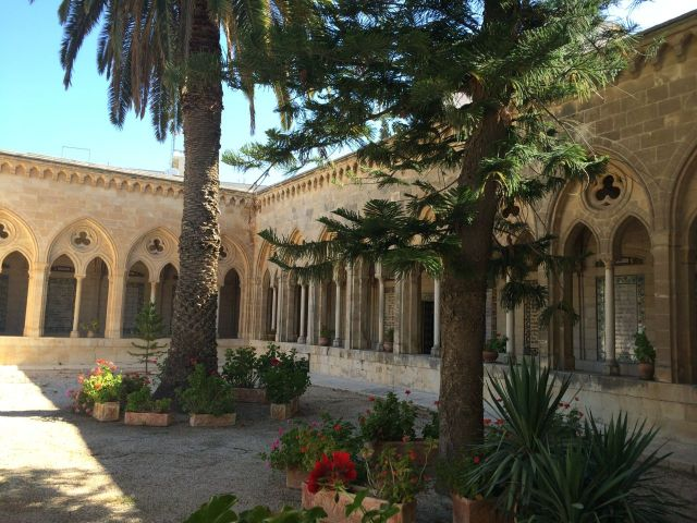 140708 Pater Noster Church Mt Olives