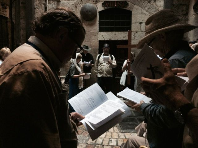 140709 Via Dolorosa Station 7