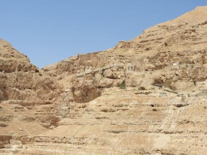 Mt Temptation, Jericho